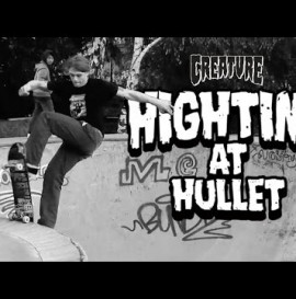Creature Presents: Hightimes at Hullet