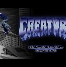 Creature Summer 2020 Promo