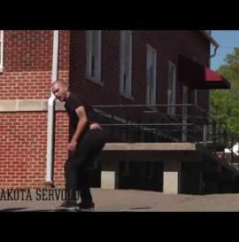 Dakota Servold - BONES WHEELS