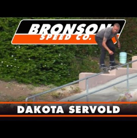 Dakota Servold: Rollin Deep for Bronson Speed Co.