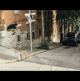 "Darius King's ""Alien Workshop"" Part"