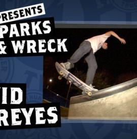DAVID REYES – THUNDER TRUCKS PARKS & WRECK