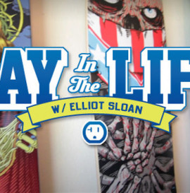 Day In The Life with Elliot Sloan