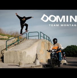 """DC's """"Domino"""" Team Montage"""