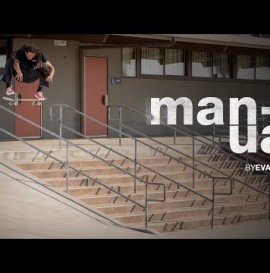 DC SHOES : MANUAL S feat. EVAN SMITH