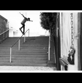 DC SHOES: NYJAH HUSTON SIGNATURE SHOE - WITH IMPACT G TECHNO
