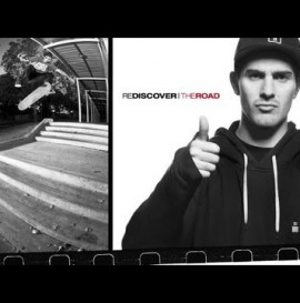 DC SHOES: REDISCOVER THE ROAD -- MIKE MO