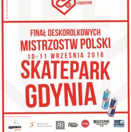 Deskorolkowe Mistrzostwa Polski w Gdyni.