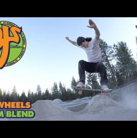 Dirt Jumps, Burnside, and Backyard Pools | OJ Wheels Fresh Blend