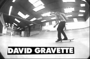 Double Rock: David Gravette
