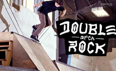 Double Rock: Silent Skateboards
