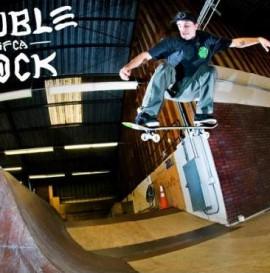 Double Rock: Taylor Bingaman