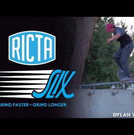 Dylan Williams for Ricta Slix: Speed Reinvented