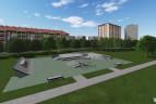 Działdowo - nowy skatepark.