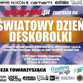 Dzień Deskorolki Szczecin
