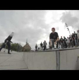 Dzień Deskorolki Szczecin 2015 || Go Skateboarding Day