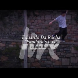 "Eduardo Da Rocha in ""Pandora's Box"" (Luka Pinto) / PREMIERE"