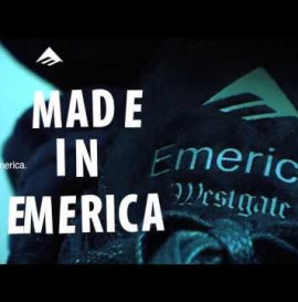 Emerica and Westgate Present The Westgate G6 in Black/White