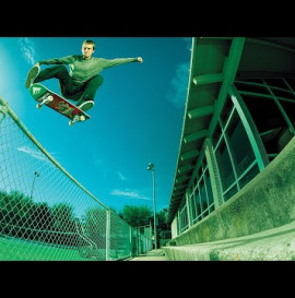 Emerica Footwear Welcomes Julian Davidson