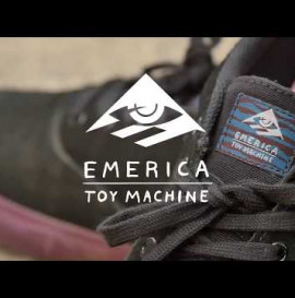 Emerica Presents: Collin Provost x Toy Machine