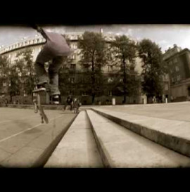 Emerica The Gold Rookie 2009 trailer
