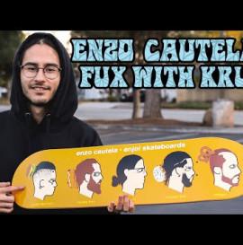 Enzo Cautela FUX with KRUX