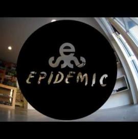 Epidemic Skateboard Shop / The Shop PS: Commercial #1
