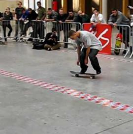 Es Game of Skate - europejski finał