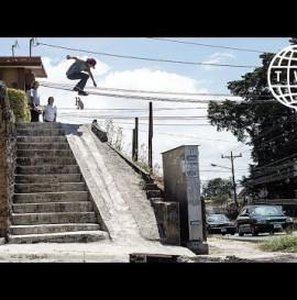 ES MUUUCHA GALLETA   Costa Rica Skateboarding