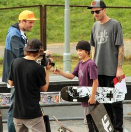 Everyone Skateboard Contest Krosno - foto.