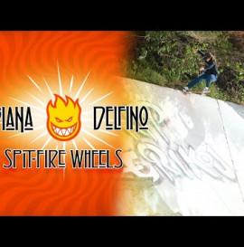 """Fabiana Delfino's """"Spitfire"""" Part"""