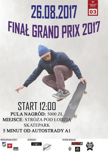 Finał Deskorolkowego Grand Prix Polski 2017