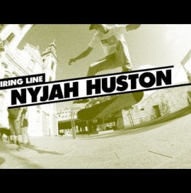 Firing Line: Nyjah Huston