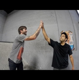 FUN FILES WITH: PAUL RODRIGUEZ AND CHRIS COLE