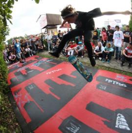 Game of Skate Nowy Targ - wyniki i foto