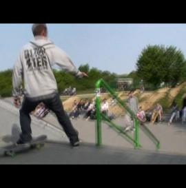 Gdańsk Skateplaza Skateboarding Jam 30 maja 2010.