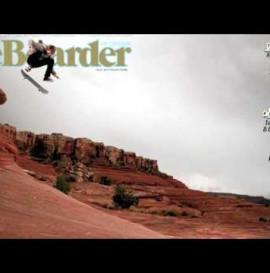 GNARLY! Jaws (Skateboarder Kickflip Cover)