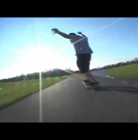 GNARLY! Long manual (Jessy Fischer)
