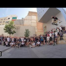 Go Skateboarding Day 2016 at Macba - Barcelona