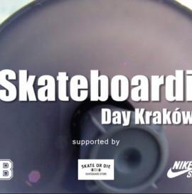 Go Skateboarding Day Kraków 2016