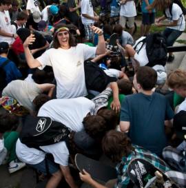 Go Skateboarding Day Kraków - foto