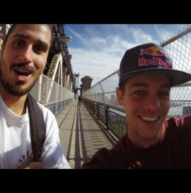 GoPro: New York City... A Day in the Life - Ryan Sheckler
