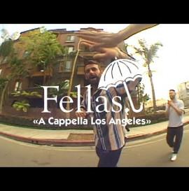 """Hélas """"Fellas A Cappella Los Angeles"""" Video"""