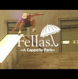 "Hélas' ""Fellas: A Cappella Paris"" Video"