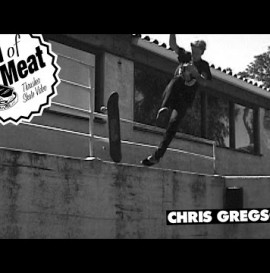 HALL OF MEAT: CHRIS GREGSON