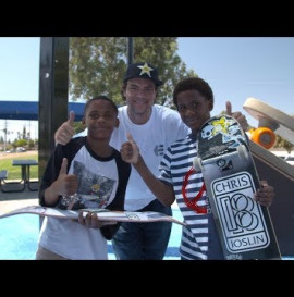 Hang Out ALL DAY with Chris Joslin