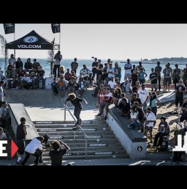 How Nassim Guammaz Won Volcom Damn Am Portugal: SPoT Life