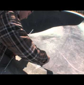 How to fix pool coping and other skateboard spots