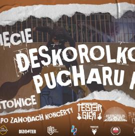 Inauguracyjne Zamknięcie Deskorolkowego PUCHARU POLSKI - SIP Katowice!