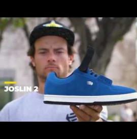 Introducing The Joslin 2 From etnies & Chris Joslin